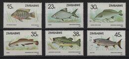 Zimbabwe - N°180 à 185 - Faune - Cote 7€ - * Neufs Avec Trace De Charniere - Zimbabwe (1980-...)