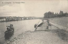 Lovegnée , ( Huy ,  Ben - Ahin ) , Le Passage D'eau ,( édit : Laflotte ,n° 6 ) - Huy