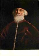 Art - Peinture - Tintoretto - Ritratto Di Jacopo Soranzo - Carte Neuve - CPM - Voir Scans Recto-Verso - Paintings