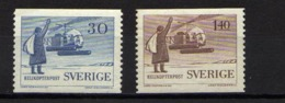 Suede (1958)  - Poste Par Helicoptere   -  Neufs** - Unused Stamps