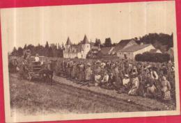 Dépt 71 - Vendanges En BOURGOGNE - Groupe De Vendangeurs - Imprimerie BOURGEOIS à CHALON - Frankreich