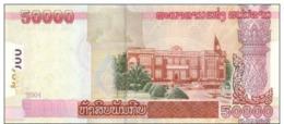 LAOS P. 38a 50000 K  2004 UNC - Laos