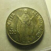 Vatican 200 Lire 1990 - Vaticano