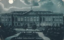 R090147 C. Palac Krasinskich. Warszawa - Non Classificati