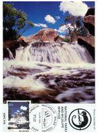 (O 9) Australia - ASPC 10 To 16 - National Parks (7 Card) - Cartas Máxima