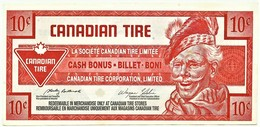 CANADA - 10 Cents - 2006 - Cash Bonus - CANADIAN TIRE CORPORATION LIMITED - Canada