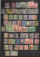 Grande Bretagne     LOT - Collections