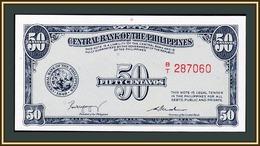 Philippines 50 Centavo 1949 P-131 (131a) UNC - Filippine
