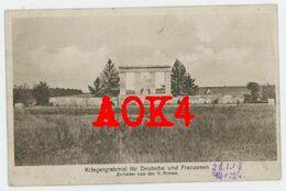 54 Meurthe Et Moselle LONGWY COSNES ET ROMAIN Monument Allemand Cimetiere 1914 1918 Feldpost Gaume - Sonstige Gemeinden