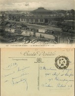 D - [503707]B/TB//-France  - (51) Marne, Châlons-Sur-Marne, Les Rotondes Du Chemin De Fer - Châlons-sur-Marne