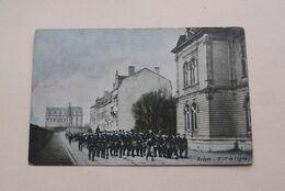 ARLON - 10me De Ligne ( Edit ? ) Anno 1911 ( Zie/Voir Foto ) ! - Caserme
