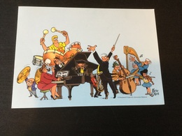 Postogram De Marc Sleen + Enveloppe - Interi Postali