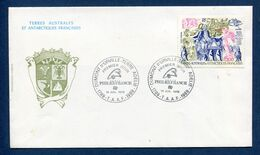 TAAF - Terres Australes Et Antarctiques Françaises - Premier Jour - FDC - PhilexFrance - 1989 - FDC