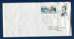 TAAF - Terres Australes Et Antarctiques Françaises - Premier Jour - FDC - Martin De Vivies - 1979 - FDC