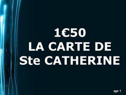 FANTAISIE -  SAINTE CATHERINE - St. Catherine