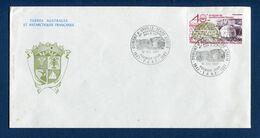 TAAF - Terres Australes Et Antarctiques Françaises - Premier Jour - FDC - Dumont D'Urville - 1987 - FDC