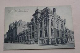 GAND Caserne Léopold Kazerne ( Albert - 73 / P.G. Gand ) Anno 19?? ( See/Voir Photo ) Gent ! - Caserme