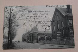 CHARLEROI Caserne Du 1er Chasseurs à Pied ( N. 19. ) Anno 1905 ( See/Voir Photo ) ! - Caserme