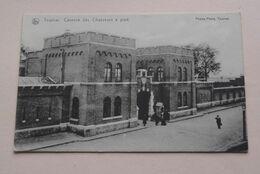 TOURNAI Caserne Des Chasseurs à Pied ( Phono-Photo Tournai ) Anno 19?? ( See/Voir Photo ) ! - Caserme