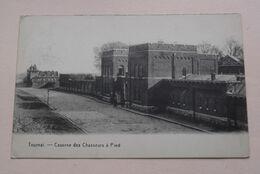 TOURNAI Caserne Des Chasseurs à Pied ( Desaix ) Anno 1919 ( See/Voir Photo ) ! - Caserme