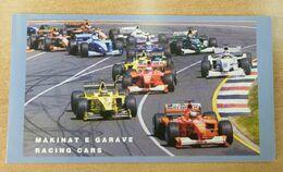 Albania / Booklet / Racing Cars - Albania