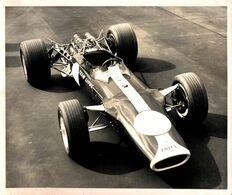 TEAM LOTUS  25*20CM MOTOR RACING RACE Car Course D'automobiles - Cars