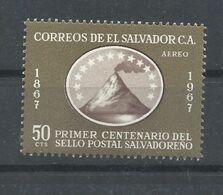 EL SALVADOR  YVERT  AEREO  220  MNH  ** - El Salvador