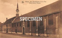 Abbaye Des Bénédictines De La Paix - Bruges - Brugge - Brugge