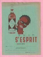 PROTEGE CAHIER RHUM ST ESPRIT  -  RHUM SAINT ESPRIT - - Book Covers