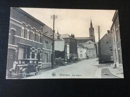 CP Ancienne Neuve De Silenrieux : Rue Royale - Cerfontaine