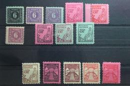 SBZ 8-19 ** Postfrisch #US121 - Soviet Zone