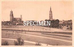 De Torens Gezien Van Koning Albertlaan - Bruges - Brugge - Brugge