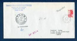 TAAF - Terres Australes Et Antarctiques Françaises - Premier Jour - FDC - Marion Dufresne - 1983 - FDC