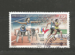 Nouveauté  Handisport     (pag2B) - Nueva Caledonia