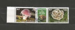 Nouveauté    Les Champignons     (pag10) - Neukaledonien