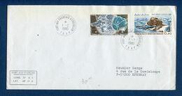 TAAF - Terres Australes Et Antarctiques Françaises - Premier Jour - FDC - Port Aux Français - 1980 - FDC