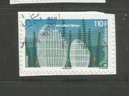 Nouveauté    Timbre Du Carnet  Icones DeNouvelle-Calédonie     (pag10) - Used Stamps