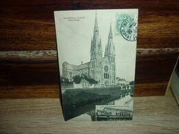 Carte Postale  Marne Chalon Sur Marne Notre Dame  Et Hotel Loizelet - Châlons-sur-Marne