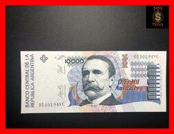 ARGENTINA 10.000 10000 Australes P. 334 A Serie C UNC   [MM-Money] - Argentina