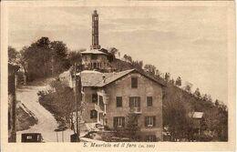 (C)*.San Maurizio(CO).Il Faro.F.to Piccolo.Viaggiata (c16) - Como