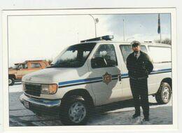 Politie Brabant Zuid-oost Groot Instapboek 1 Ijsland Ford - Police