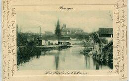 -18-CHER- BOURGES - Les Bords De L'AURON - Bourges