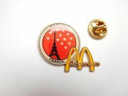 Beau Pin's , McDonald's , East Balt France , Paris Tour Eiffel - McDonald's