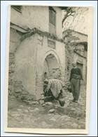 U4984/ Veles Ein Wasserbrunnen  Original Foto  1916 Mazedonien Soldaten  - Macedonia