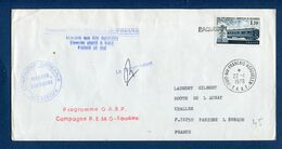 TAAF - Terres Australes Et Antarctiques Françaises - Premier Jour - FDC - Marion Dufresne - 1979 - FDC