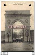 CPA Rochefort Sur Mer Charente Inferieure L'Arsenal Porte Du Soleil - Rochefort