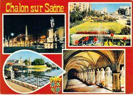 71 - Chalon Sur Saône - Multivues - Chalon Sur Saone