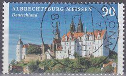 Deutschland 2014. Albrechtsburg Meißen, Mi 3062 Gebraucht - Usados