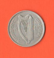 Irlanda 1/2 Crow 1930 Eire Ireland Horse Cavallo - Ireland