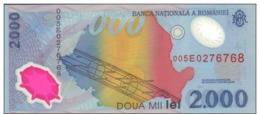 ROMANIA P. 111a 2000 L 1999 UNC - Romania